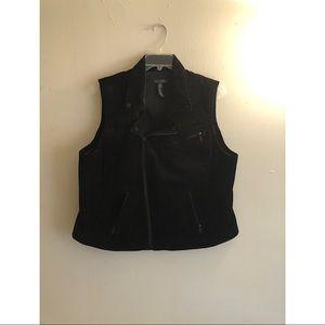 Lauren Ralph Lauren / Black Plus Size Vest